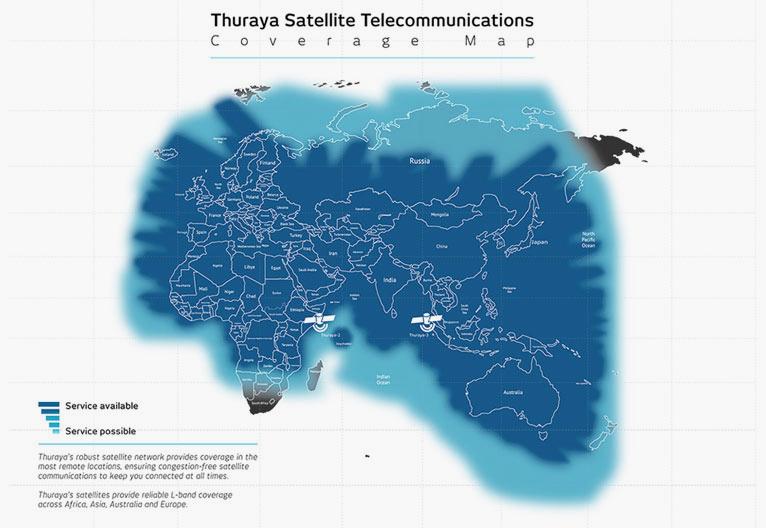 Satellite Telecom Service Provider in UAE- Setellite Mobile