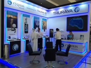 Cygnus Telecom at ADIPEC 2013
