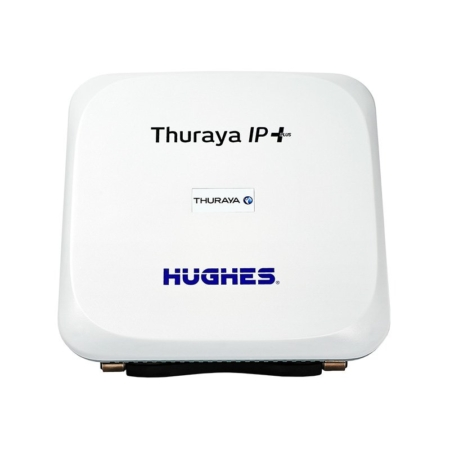 Thuraya IP+ Mobile Satellite Internet Terminal / Modem