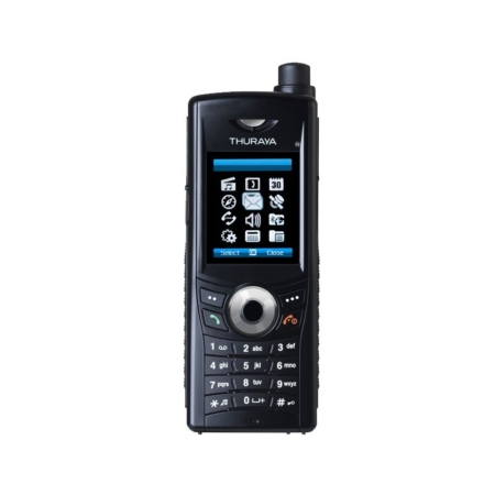 Thuraya XT-DUAL Satellite and GSM Phone